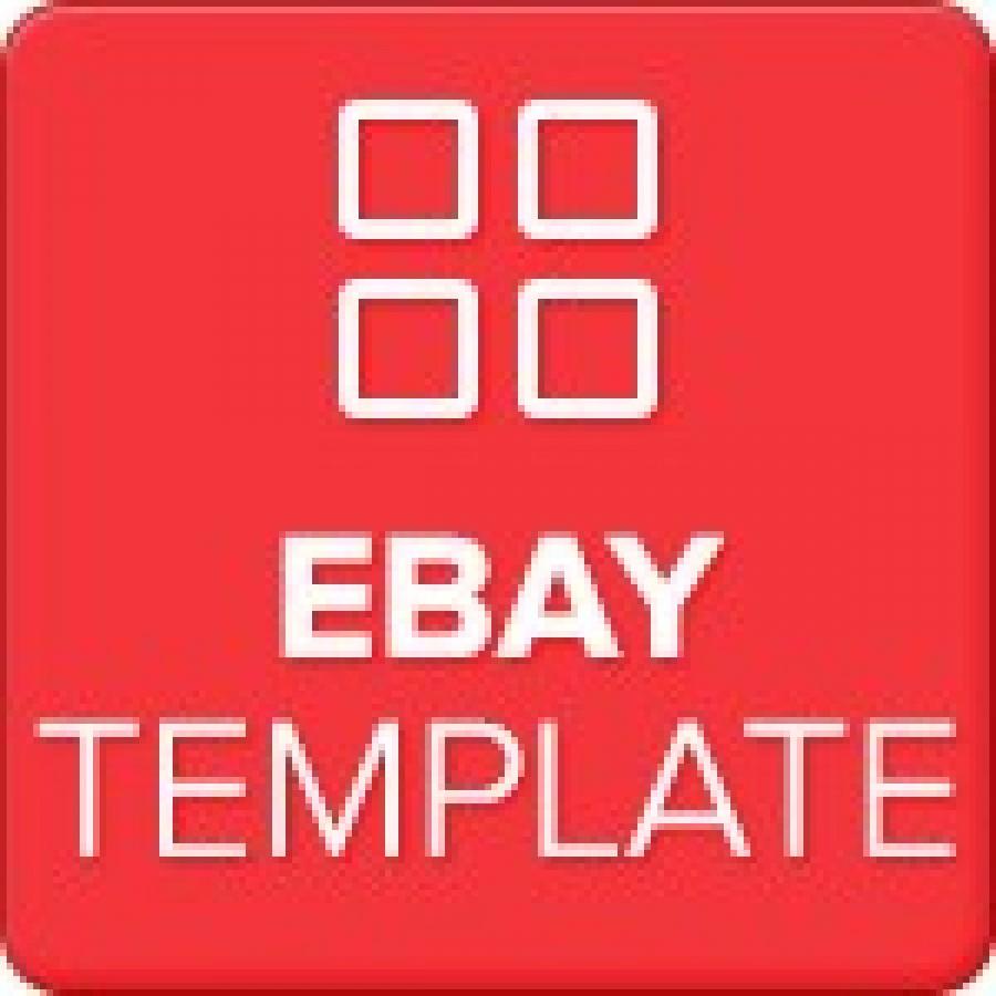 Custom EBay HTML Shop Design Build - Ebay template design